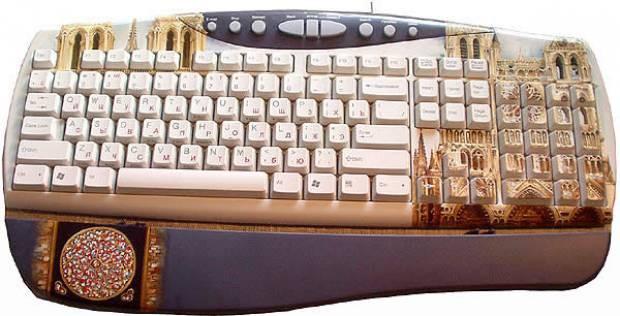 En ilginç klavye tasarımları bayılacaksınız - Page 2