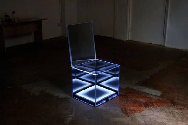 En ilginç koltuk tasarımları - Page 1