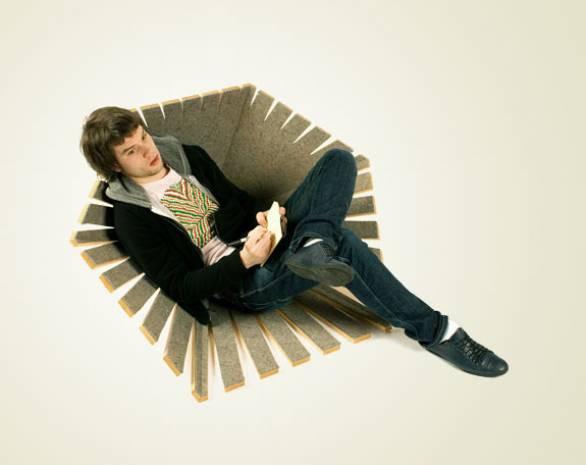 En ilginç koltuk tasarımları - Page 3
