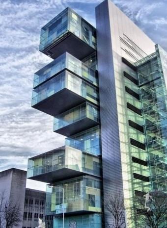 En ilginç mimariye sahip binalar! - Page 2