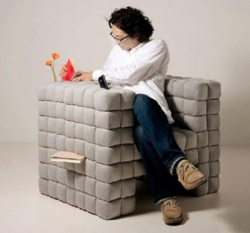 En ilginç mobilya tasarımları - Page 2