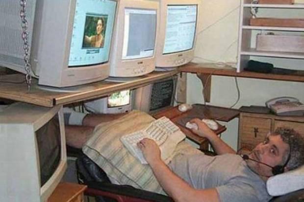 En ilginç PC bağımlıları ve manzaraları -GALERİ! - Page 4