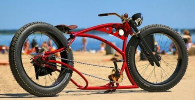 En ilginç tasarıma sahip bisikletler - Page 1