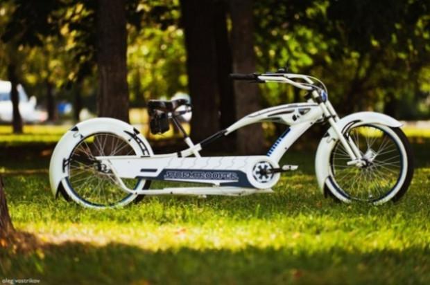 En ilginç tasarıma sahip bisikletler - Page 2