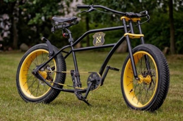 En ilginç tasarıma sahip bisikletler - Page 3