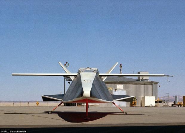 En ilginç tasarıma sahip uçaklar! - Page 1