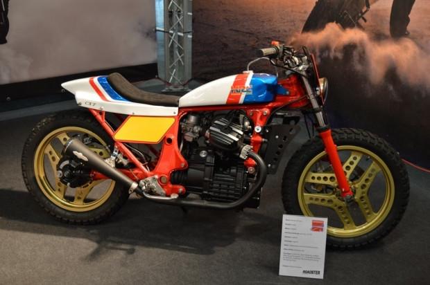 En ilginç tasarımlara sahip motorsikletler - Page 3