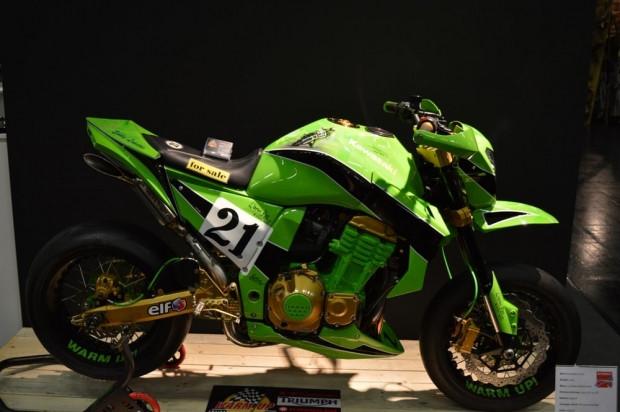En ilginç tasarımlara sahip motorsikletler - Page 4