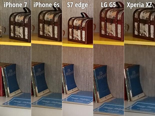 En iyi akıllı telefonların kameraları karşılaştırıldı - Page 2