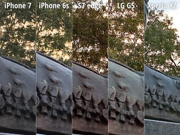 En iyi akıllı telefonların kameraları karşılaştırıldı - Page 3
