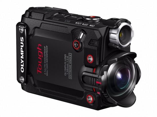 En iyi Aksiyon kamera,Olympus Stylus TG-Tracker - Page 1