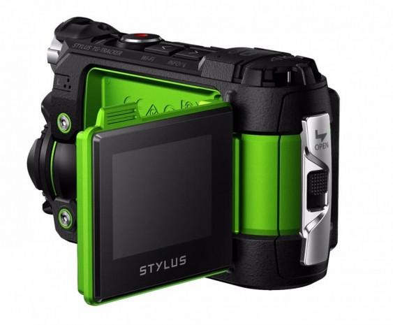 En iyi Aksiyon kamera,Olympus Stylus TG-Tracker - Page 3
