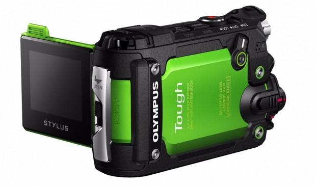 En iyi Aksiyon kamera,Olympus Stylus TG-Tracker - Page 4