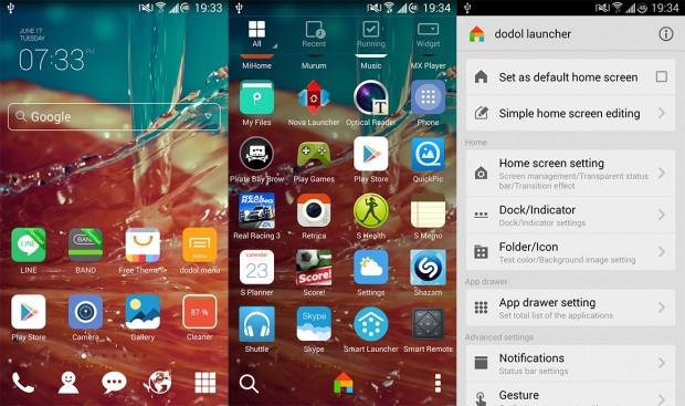 En iyi,  en hafif ve en müthiş 15 Android launcher - Page 4