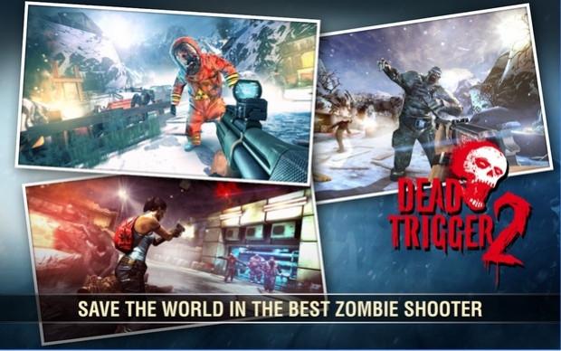 En iyi grafikler ve görsellere sahip 5 Android oyunlar - Page 1