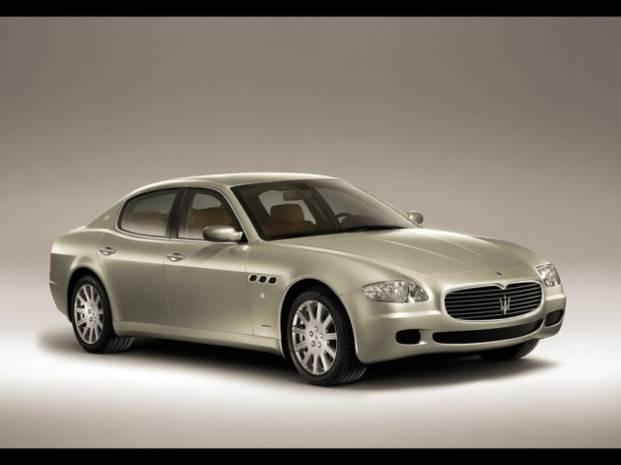 En iyi Maserati Türkiye'ye geliyor - Page 1