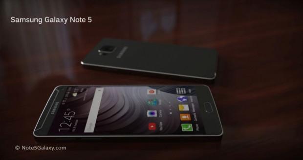 En iyi Samsung Galaxy Note 5 konseptleri - Page 2