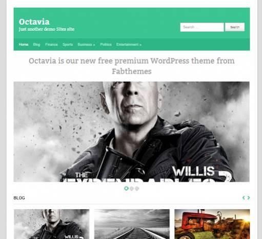 En iyi Wordpress temaları - Page 4