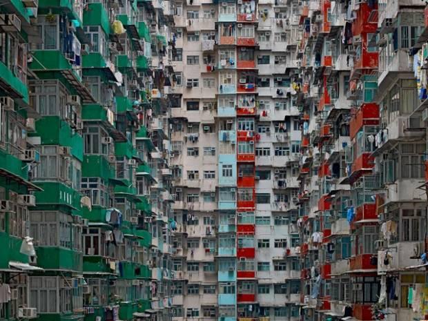 En kalabalık şehirden: Hong Kong görüntüleri - Page 3