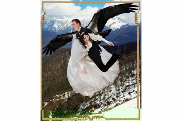 En komik düğün resimleri! - Page 3