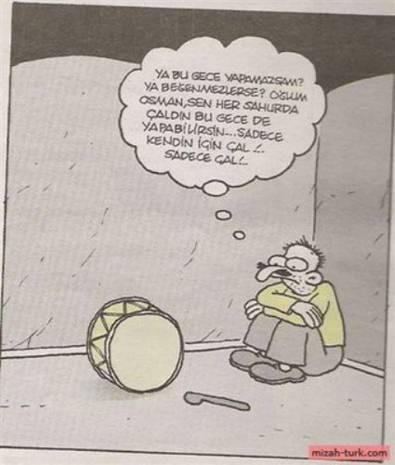 En komik karikatürlerle ramazan! - Page 2
