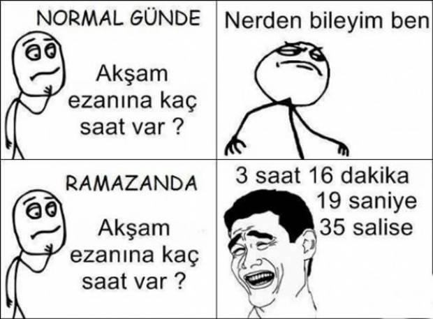 En komik karikatürlerle ramazan! - Page 3