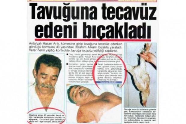 En komik ve en ilginç haber manşetleri - Page 1