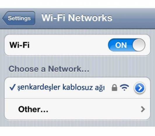 En komik ve ilginç kablosuz ağ isimleri - Page 1