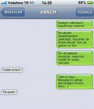 En komik Whatsapp mesajları - Page 2