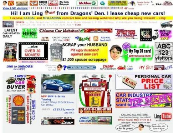 En kötü tasarıma sahip 20 websitesi! - Page 1