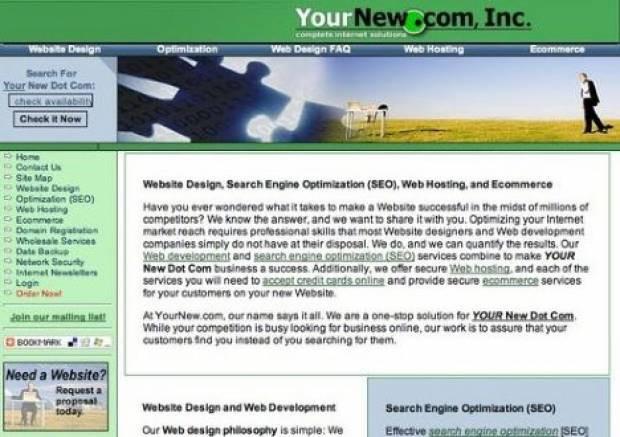 En kötü tasarıma sahip 20 websitesi! - Page 4