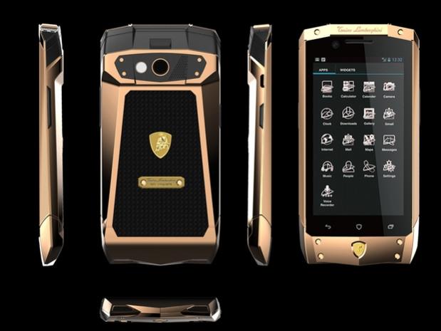 En lüks, pahalı ve abartılı telefonlar! - Page 1
