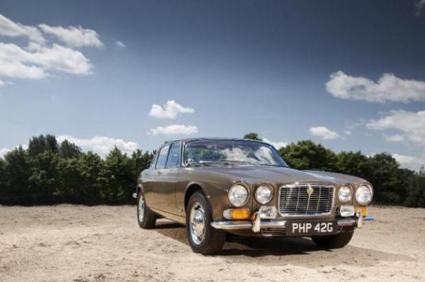 En özel Jaguar klasikleri - Page 1
