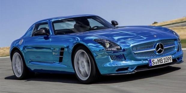 En pahalı elektrikli otomobiller! - Page 2