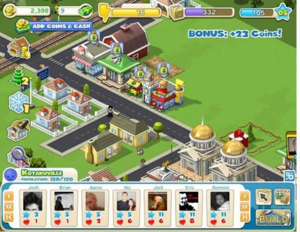 En popüler 10 Facebook oyunu