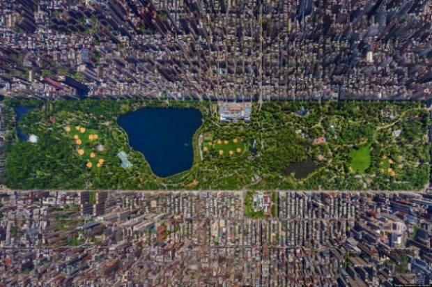 En popüler şehirlere kuş bakışı bakın - Page 1