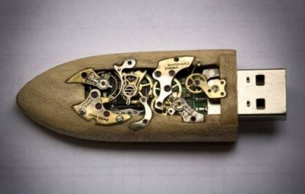 En şaşırtıcı USB tasarımları - Page 1