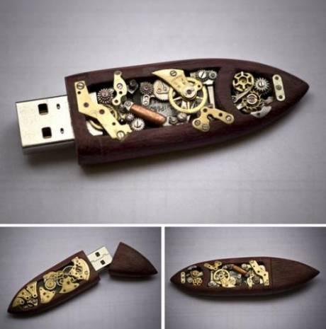 En şaşırtıcı USB tasarımları - Page 3