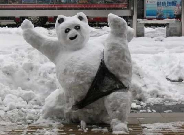 En sıra dışı kardan adam modelleri! - Page 3