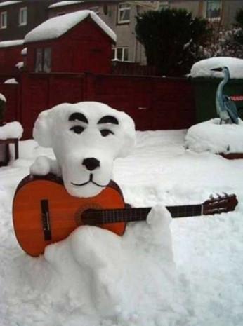 En sıra dışı kardan adam modelleri! - Page 4