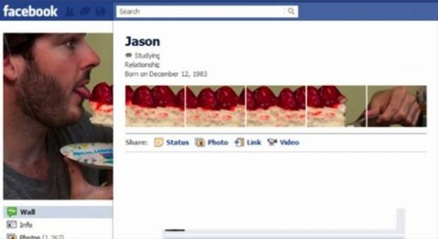 En sıradışı Facebook profiller-1 - Page 1