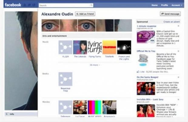 En sıradışı Facebook profiller-1 - Page 3