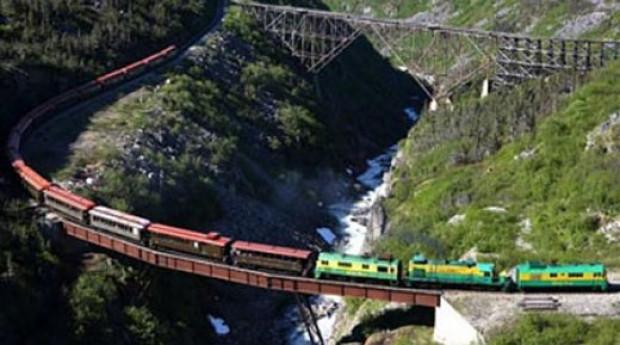 En tehlikeli tren yolları - Page 1