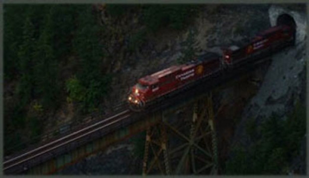 En tehlikeli tren yolları - Page 2