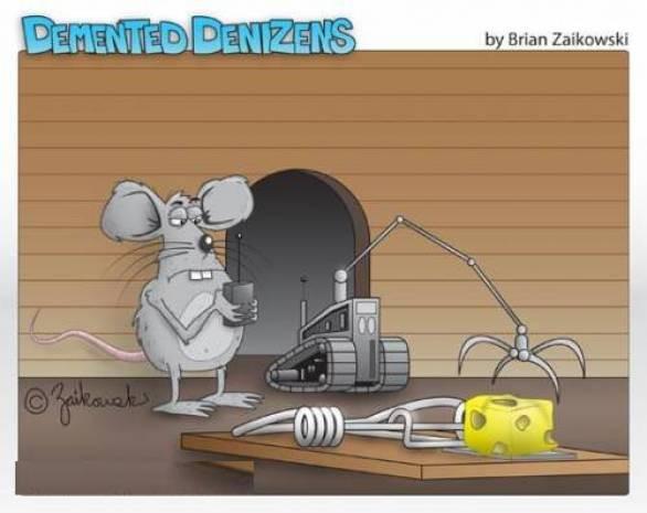 En teknolojik karikatürler - Page 3