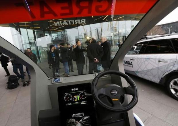 En tufah sürücüsüz araçlar testte! - Page 4