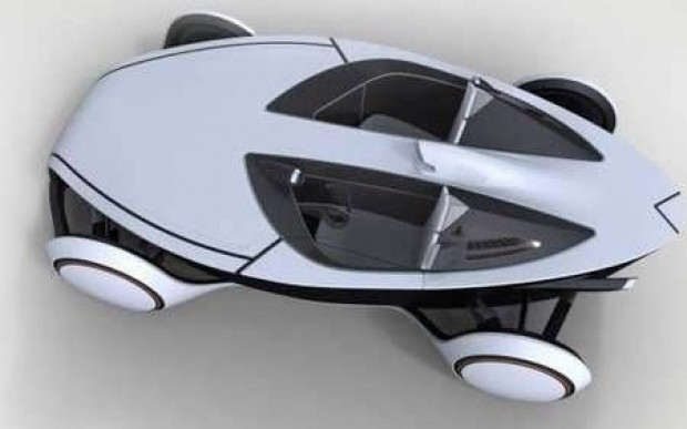 En uçuk otomobil tasarımları - Page 2
