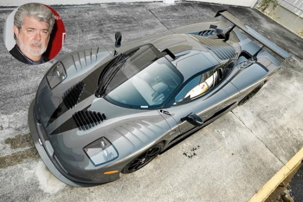 En ünlü zenginlerin arabaları! - Page 1