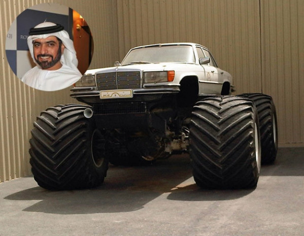 En ünlü zenginlerin arabaları! - Page 2