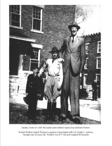 En uzun adam Robert Wadlow - Page 2